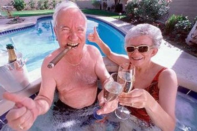 Boldog nyugdíjas éveket kíván a Global Ausztria csapata | Hírek | infoMosonmagyaróvár