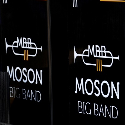 Moson Big Band koncert, Garden party